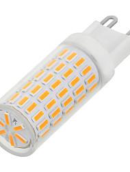 G9 Luminárias de LED  Duplo-Pin T 86 SMD 4014 100-300 lm Branco Quente Branco Frio AC220 V 1 pç