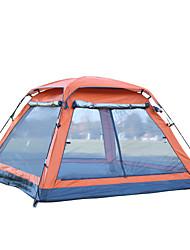 3-4 человека Световой тент Один экземляр Палатка Автоматический тент Ультрафиолетовая устойчивость Дожденепроницаемый для Походы