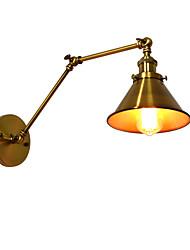 Qsgd ac220v-240v 4w e27 led свет swall light led wall sconces wall iron wall lamp немой черный lightsaber лампа на стене Европа и