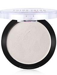 Color Salon Face Highlighter Pressed Powder Natural Face Makeup Natural Contour Brighten 6.5g