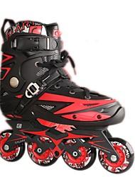 Erwachsene Inline-Skates Wasserdicht Blau/Weiß/Rote