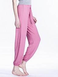 Yoga-Hose Hosen/Regenhose Atmungsaktiv Hoch Sportbekleidung Damen Yoga