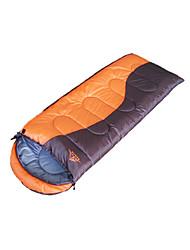 Sac de couchage Ligner Rectangulaire Simple 0-14 Coton creux Polyester75 Randonnée Camping Voyage Portable