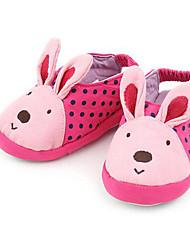 Girls' Flats Spring Fall Comfort Cotton Casual Flat Heel