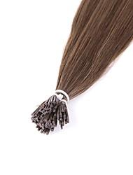 Neitsi 8a grade 28 '' 25g / lot 1g / s je incline les extensions de cheveux 100% droites cheveux remy 8 #
