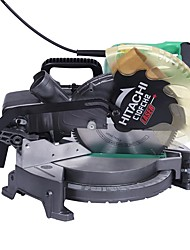 Hitachi Ramp Saw 10 Laser High Precision Composite Miter Saw