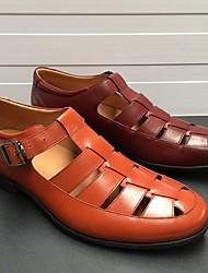 Sandales pour hommes Ressort confort tulle décontracté