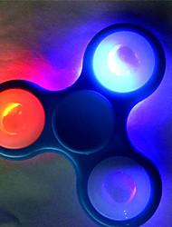 Spinners de mão Mão Spinner Brinquedos Tri-Spinner Metal Plástico EDCO stress e ansiedade alívio Brinquedos de escritório Alivia ADD,