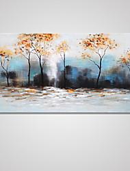 Отпечатки на холсте Пейзаж Европейский стиль,1 панель Холст Горизонтальная Печать Искусство Декор стены For Украшение дома