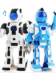 Elettronica per Bambini Learning & Education Domestic & Personal Robots Canto Danza Marcia Auto Bilanciamento intelligente Jumping AM