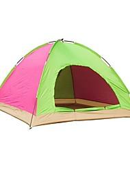 3-4 Pessoas Único Um Quarto Barraca de acampamentoCampismo Viajar-