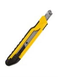 Stanley auto lock double couleur manche couteau 9mm / 1