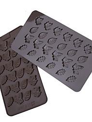 выпечке Mold Мультфильм образный Для получения льда Для шоколада конфеты силиконовый День рождения Праздник