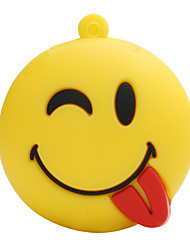 Hot New Cartoon Naughty Smiley Face USB2.0 8GB Flash Drive U Disk Memory Stick