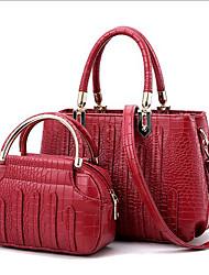 Women PU Office & Career Bag Sets