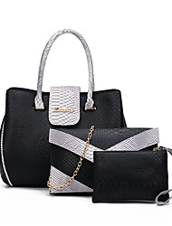 Ladies PU casual new shoulder bag