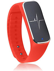 L18 Wristband Dynamic Blood Pressure Heart Rate Intelligence Health Sleep Emotion Waterproof Bluetooth 4