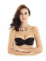 Demi-cup Bras,Seamless Polyester