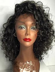 Onda de água barata glueless peruca de cabelo cheio de cabelo humano com cabelo do bebê 130% de densidade brazilian cabelo humano virgem 8