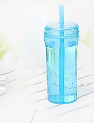 Trinkbecher, 450 Kunststoff Wasser Other