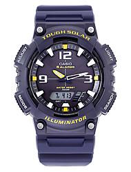 Casio Sports Watch Series Waterproof Solar Double Display Sports Man Watch AQ-S810W-2A