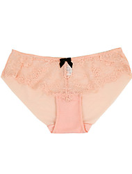 Push-Up Lace Shorties & Boyshorts Panties Briefs  Underwear,Cotton Polyester