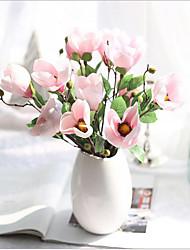 5 Une succursale Soie Autres Fleurs artificielles