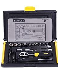 Stanley 35 osainen 6.3mm sarja metriikkasarjaa / 1 sarja