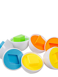 Игры с последовательностью Для получения подарка Конструкторы Овал Пластик 2-4 года Игрушки