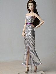 Dresses Dress For Barbie Doll Dress 147 Girl's Doll Toy