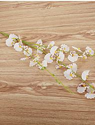 Hot Style Dance LAN Wen Xin LAN Emulation Export Landing Twelve Wedding Decoration Artificial Flowers