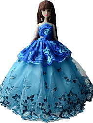 Dresses Dresses For Barbie Doll Dress For Girl's Doll Toy