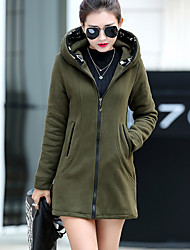 Women's Formal Sweatshirt Solid Round Neck strenchy Silk Long Sleeve Fall