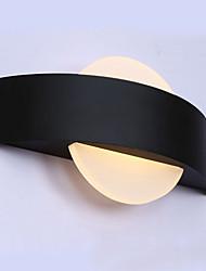 AC 12 DC 12 6 integrierte LED Modern/Zeitgemäß Verzinkt Eigenschaft for LED,Ambientelicht Wandleuchter Wandleuchte