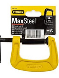 Stanley 2 type g clamp g word clip conception structurelle avancée résistance à la flexion efficace