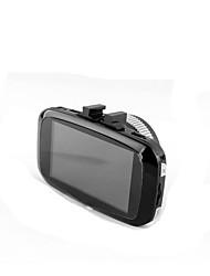 2,7 polegadas lcd fhd 1080p 170 ângulo de controle de câmera de painel grande câmera de carro com g-sensor wdr loop recording