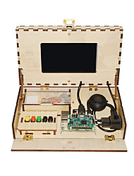 Kit d'ordinateur geeetech teqstone pour enfants tige et codage jouet d'entraînement