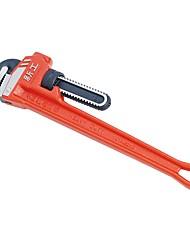 Nova chave de tubulação pesada americana crv td0512 24