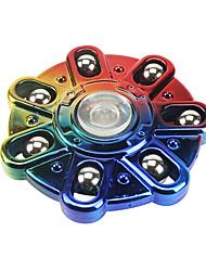 Fidget Spinner Hand Spinner Toys Tri-Spinner LED Spinner Metal Plastic EDCStress and Anxiety Relief Office Desk Toys for Killing Time