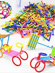 Kit Faça Você Mesmo Blocos de Construir Quebra-Cabeças 3D Brinquedo Educativo Brinquedos de Ciência & Descoberta Veículo Brinquedos para