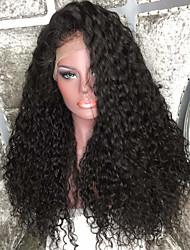 Pelicana cheia de renda cheia de cabelo virgem encaracolado brasileira de qualidade superior para mulheres 150% de cor natural de