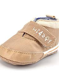 Enfants Bébé Mocassins et Chaussons+D6148 Premières Chaussures Sergé Automne Hiver Décontracté Habillé Soirée & EvénementPremières