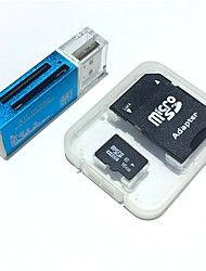 16gb microsdhc tf geheugenkaart met alles in één usb kaartlezer en sdhc sd adapter