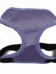 Harness Portable Breathable Foldable Adjustable Safety Solid Fabric Mesh