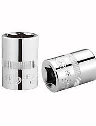 Huafeng Jujian 10Mm 3/8Six Angle Mirror Chrome Vanadium Steel Sleeve