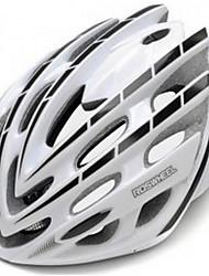Unisexe Vélo Casque N/C Aération Cyclisme M: 55-58CM L: 58-61CM