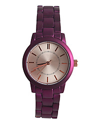 Women's Fashion Watch Japanese Japanese Quartz / Alloy Band Vintage Casual Brown Purple