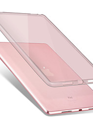 For Apple iPad Pro 9.7'' Case Cover Transparent Back Cover Case Solid Color Soft TPU