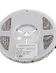 100W Faixas de Luzes LED Flexíveis 8000 lm DC12 V 5 m 300 leds RGB