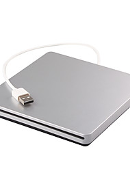 Portable usb 3.0 external dvd rw grabadora grabadora grabadora para macbook laptop notebook